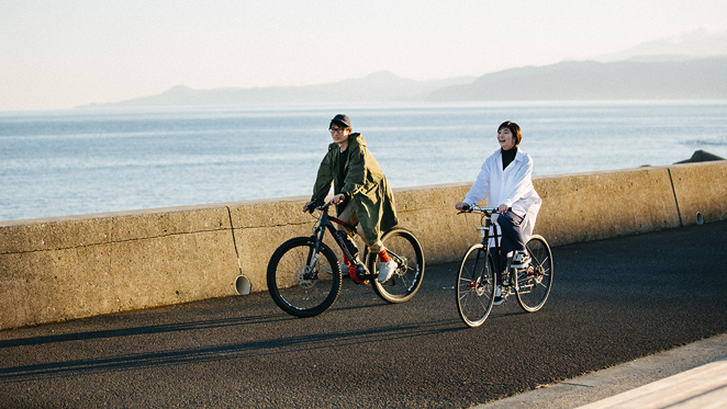 bicycle 写真